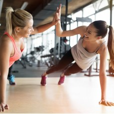 Тренировка дома или в зале