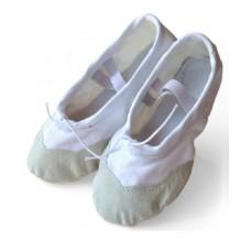 Балетки Китай с кожаным носком