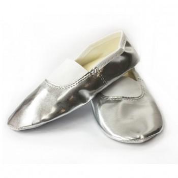 Чешки Башмачок БЧ-002 серебряные