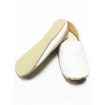 Чешки белые Башмачок БЧ-001