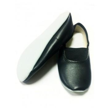 Чешки чёрные Башмачок БЧ-001