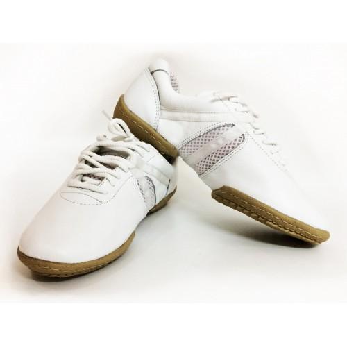 Кроссовки Fenist 210 р.п. кожа, белые