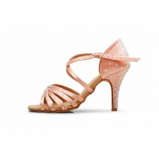 Туфли латина Eckse Кристи-SW Brilliant