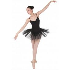 Трико балетное с отверстием Solo TR-20