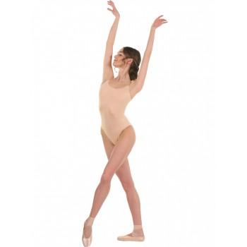 Подкупальник для танцев Solo BD53 с глубоким вырезом спины