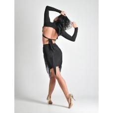 Юбка для танцев латина TOPDANCE 056