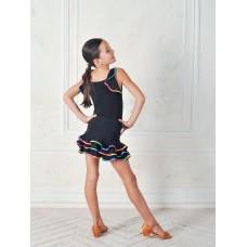Блуза для танцев TOPDANCE 412
