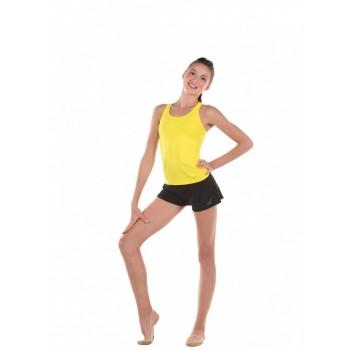 Двойные шорты для танцев и гимнастики Solo RG767