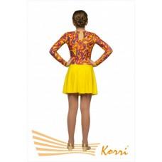 Купальник для гимнастики Korri group 26-014