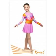 Купальник для гимнастики Korri group 27-014