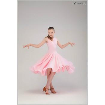 Рейтинговое платье Fenist 855/1 (персик)