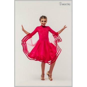 df995a975ae Детские платья для бальных танцев интернет-магазин Нарядница ...