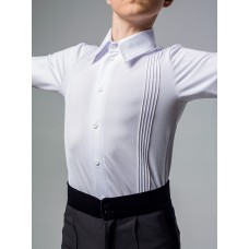 Рубашка Стандарт для мальчика MAISON RB-03-01 сорочечный х/б