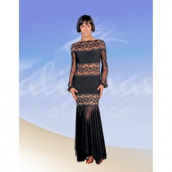 Платье для танцев стандарт Talisman ПС-284
