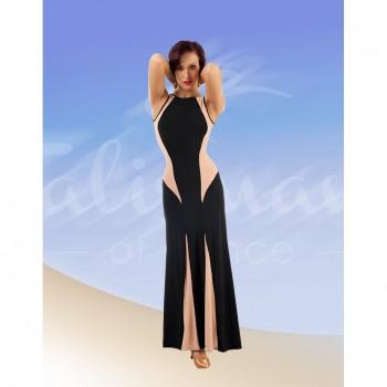 Платье для танцев стандарт Talisman ПС-687