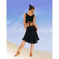 Блуза для танцев Talisman БЛ-75 (серая)