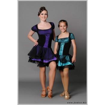 Платье для танцев латина Fenist 210 Шарлотка