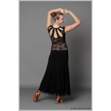 Платье для танцев стандарт Fenist Грация 161