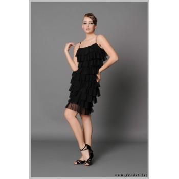 Платье для танцев латина Fenist 52 Альянс