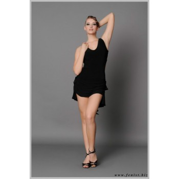 Платье для танцев латина Fenist 71 Бабочка