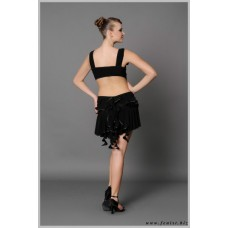 Платье для танцев латина Fenist Бабочка 71