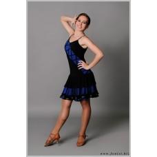 Платье для танцев латина Fenist 212 Бродвей
