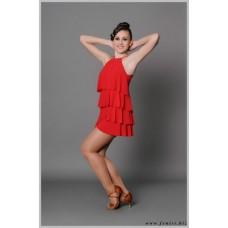 Платье для танцев латина Fenist 151 Елка