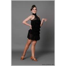 Платье для танцев латина Fenist 205 Ферджи