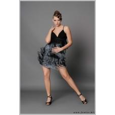Платье для танцев латина Fenist 204 Спектр