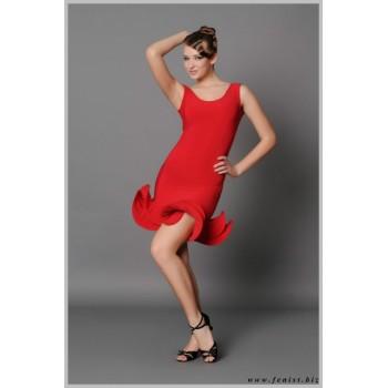 Платье для танцев латина Fenist Венера 95