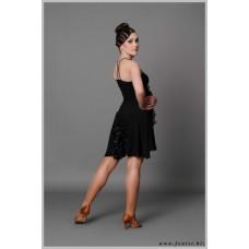 Платье для танцев латина Fenist Завиток 62