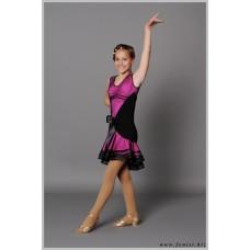 Платье для танцев латина Fenist 136 Рандеву