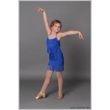 Платье для танцев латина Fenist 152 Лапша