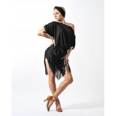 Платье-туника для танцев латина TOPDANCE 138