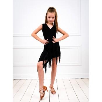 Платье для танцев латина TOPDANCE 234
