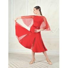 Юбка для танцев латина TOPDANCE 509