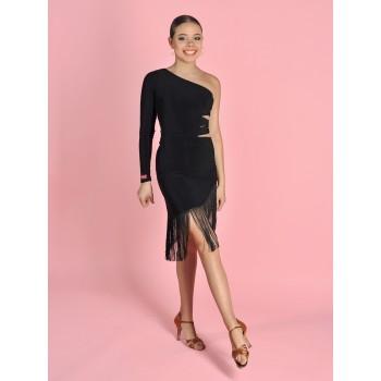 Платье для танцев латина TOPDANCE Аделина
