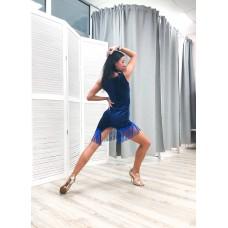 Платье для танцев латина TOPDANCE Анет