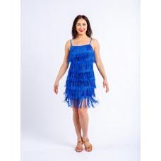 Платье для танцев латина TOPDANCE Бахрома