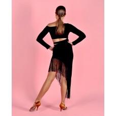 Платье для танцев латина TOPDANCE Лучия