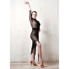 Платье для танцев латина TOPDANCE Луиза