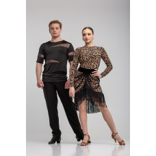 Платье для танцев латина Fenist 235