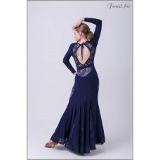 Платье для танцев стандарт Fenist 743 Александрия