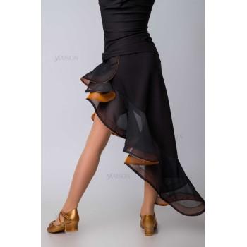 Юбка для танцев латина Maison YLT 01-00