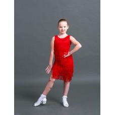 Юбка для танцев латина TOPDANCE 1025