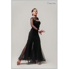 Юбка для танцев стандарт Fenist ЮС-718 Асти