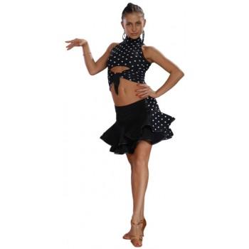 Юбка для танцев латина Talisman 129