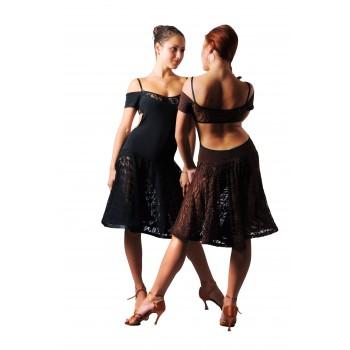 Платье для танцев латина Talisman 143