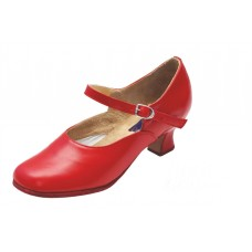 Туфли народные красные Club Dance Н-5 Фламенко