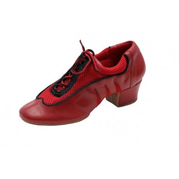 Сникеры Club Dance на шнуровке С-14